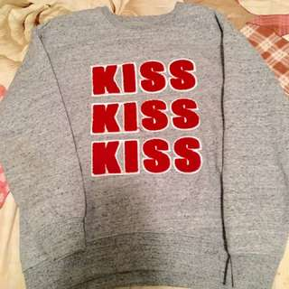 KISS KISS KISS Sweater