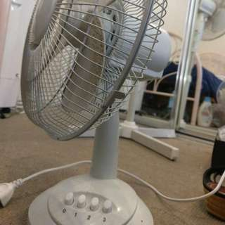 Table Desk Fan