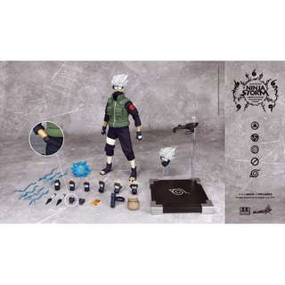 1/6 Kakashi from Inflame Toys