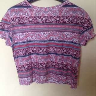 ZARA Top Authentic