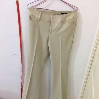 專櫃VICKY日本製西裝褲m號無彈性偏小