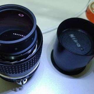 Nikon AI / Ai-s Prime Lens Clean / Lubricate / Adjustment Service