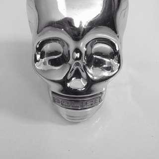 Botol Parfum POLICE Silver Skull