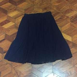 Maldita Pleated Skirt