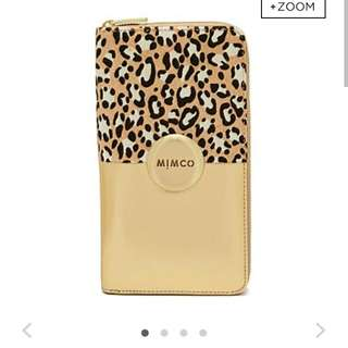 Mimco Travel Wallet