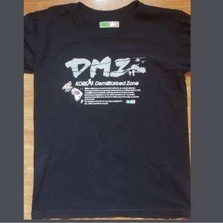 DMZ Shirt (korean)