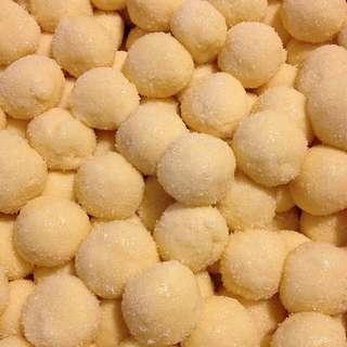 Homemade Pastillas