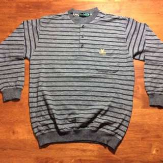 Lyle And Scott Stripes Sweatshirt Nice Design Hip Hop Stuff