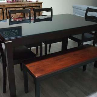 (RESERVED) Dining Table