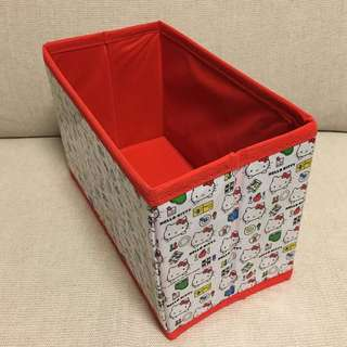 pre order - hello kitty collapsible box