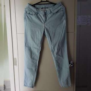 FORME lightwashed skinny pants