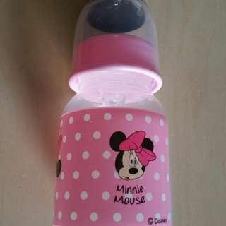 Annaku Disney Bottle Brush And Bottle