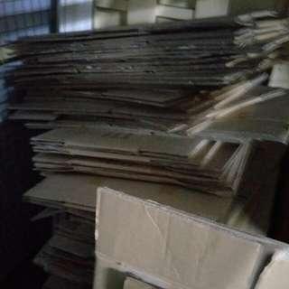Carton Boxes (Various Sizes)