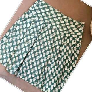 Plains & Prints Skirt