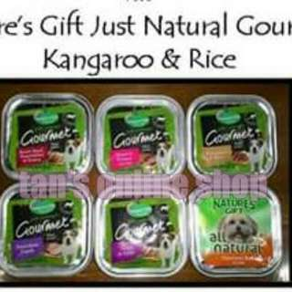 Nature's Gift Just Natural Gourmet