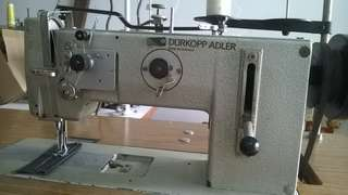 sewing machine for stitching leather sofa, car seat, bags