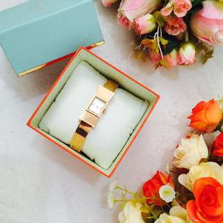 Kate Spade Rose Gold Ribbon Watch