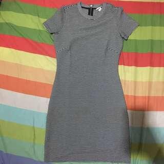 H&M Striped Dress (SALE PINDAHAN)