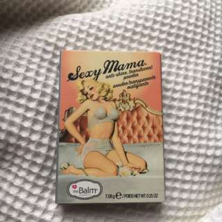 TheBalm Sexy Mama Translucent Powder