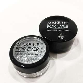 BRAND NEW MAKE UP FOR EVER Aqua Cream Waterproof Gel Liner And Glitters #2