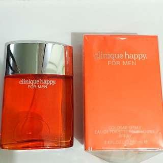 Clinique Happy For Men Authentic US Tester Perfume