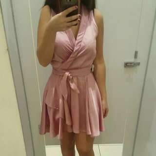 Pink Dress - Size 6