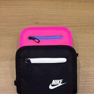 Nike 零錢包 尼龍 六卡 一層鈔票夾層 短夾 全新公司貨