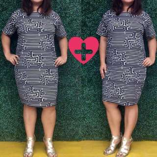 Dress XL-2XL Plus Size