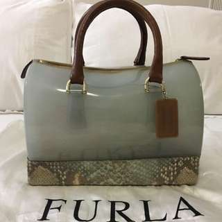 Furla Snake Candy Bag 100% Authentic