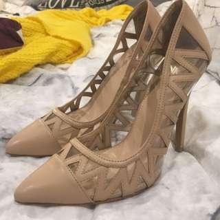 Kardashian Collection Heels Size 5