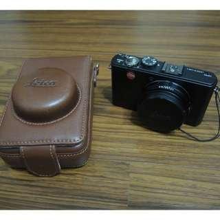 【出售】Leica D-LUX4 超廣角 經典數位相機 公司貨