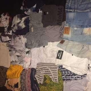 LOTSA CLOTHES