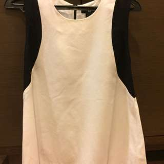 H&M Sleeveless Shirt