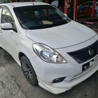 Nissan Almera 1.5 Auto Tahun 2013