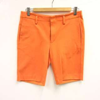 See By Chloe orange short pants size 40