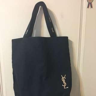 YSL黑色手提包