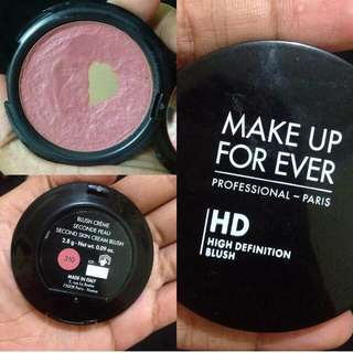Make Up For Ever HD blush Cream
