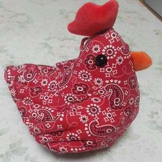 可愛掛飾肥雞 Cute Chinese Hanging Fat Chicken