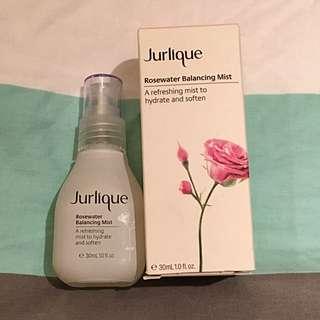 Jurlique Rosewater Balancing Mist Toner 30mL FULL