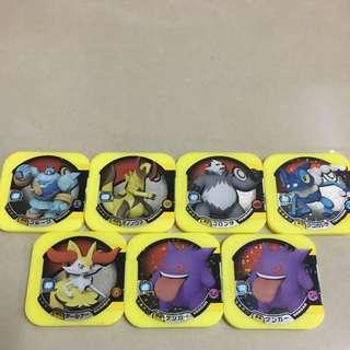 Pokemon Tretta 3*