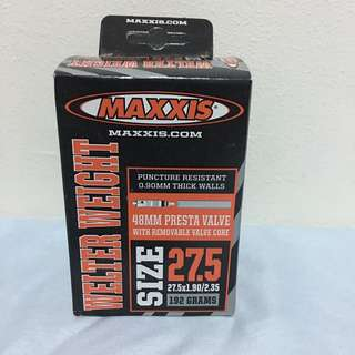 Maxxis 27.5 Interior Tire Tube
