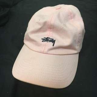 🚚 Stussy 老帽 粉色