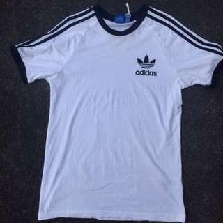Black X White Adidas Shirt