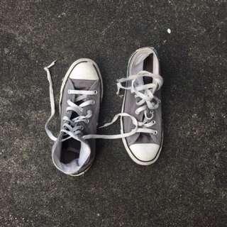 Converse - Grey