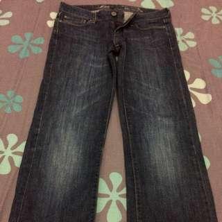 Authentic Levi's Slight Curve Straight Leg Jeans