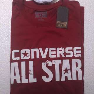 Tees Converse Size M Bnwt