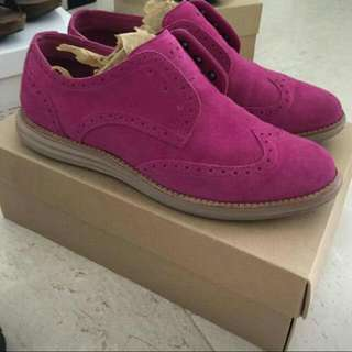 Cole Haan Ladies Suede Shoes