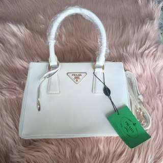 Prada Mini Saffiano Bag