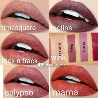 authentic / original Colourpop Lipstick