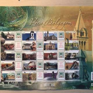 Hungary, Pecs Stamps